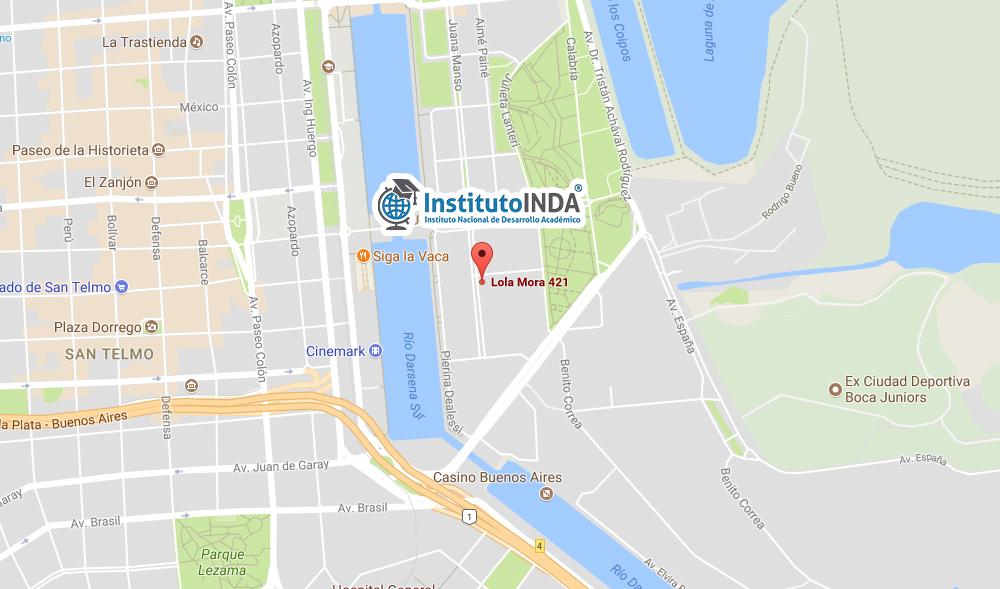 Instituton Inda