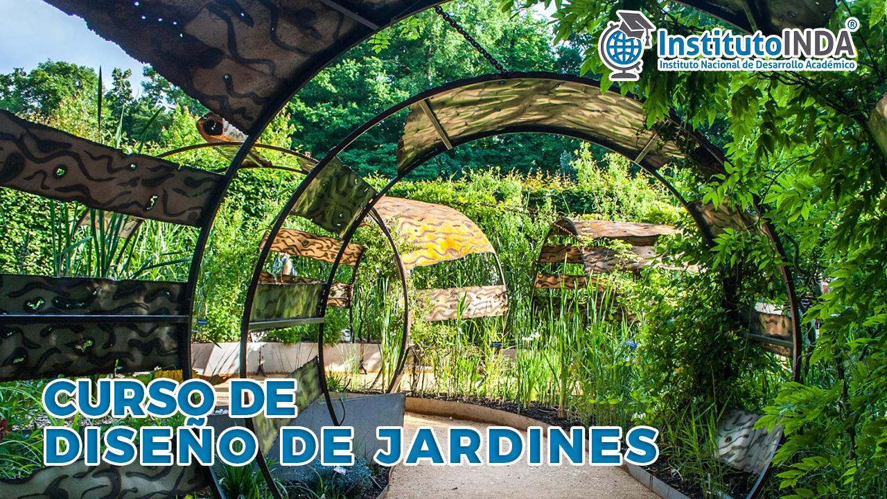 Dise o de jardines inda for Programa para diseno de jardines